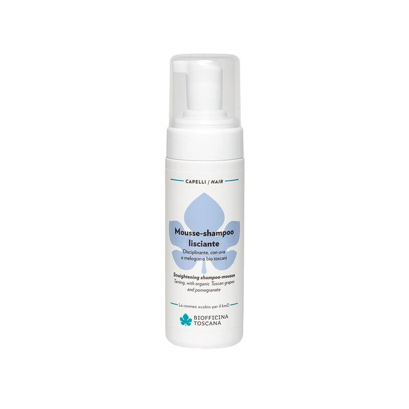 mousse-shampoo-lisciante-150ml-biofficina-toscana
