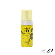 bubble-mousse-detergente-viso-100ml-purobio